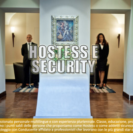 Hostess & Security